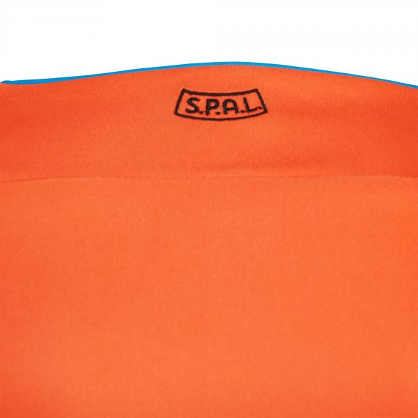 Macron Maillot De Match Away Spal   18/19 Orange Tifoshop