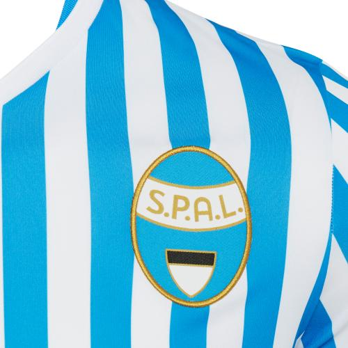 Macron Maglia Gara Home Spal   18/19