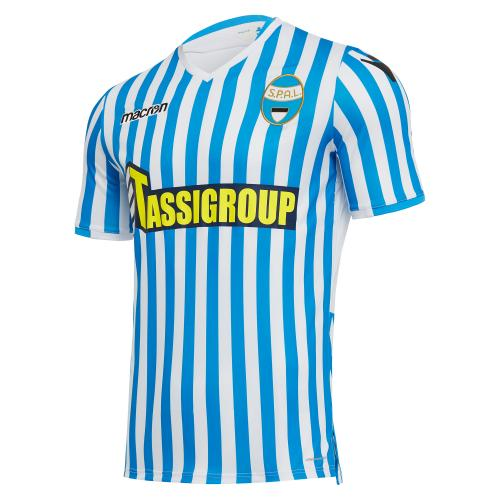 Macron Jersey Home Spal   18/19