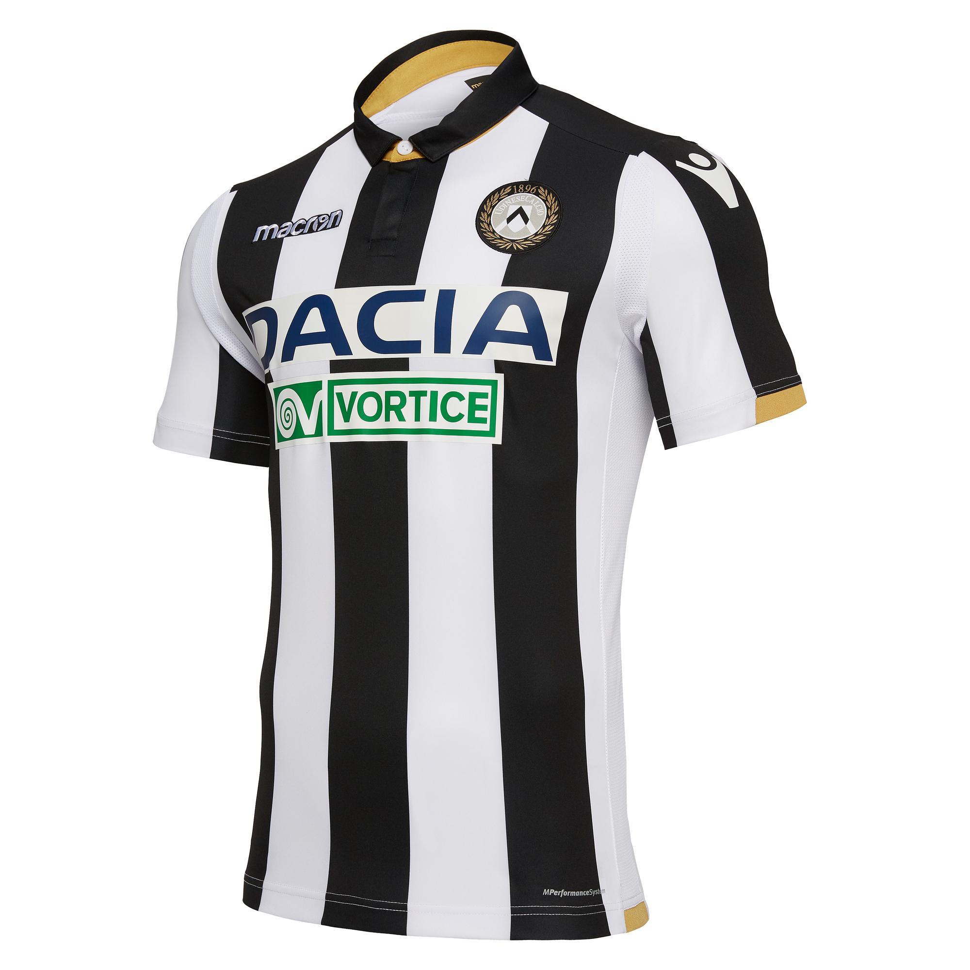 Macron Maglia Gara Home Udinese   18/19
