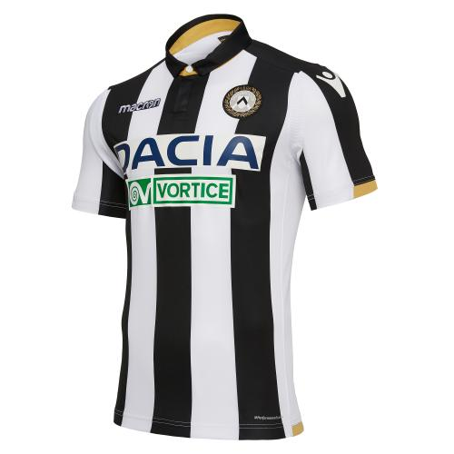 Macron Shirt Home Udinese   18/19