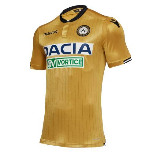 Macron Maillot de Match Away Udinese   18/19