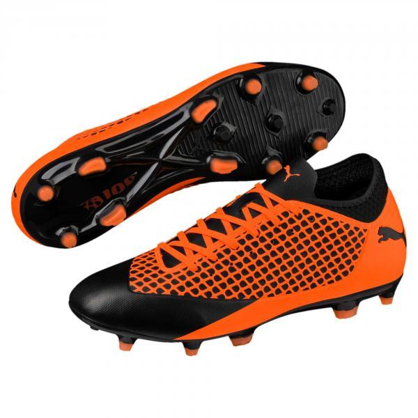 Puma Scarpe Calcio Future 2.4 Fg/ag Nero Tifoshop
