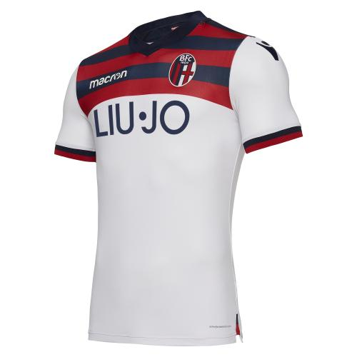 Macron Shirt Away Bologna   18/19