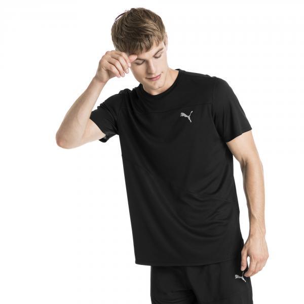 Puma T-shirt Ignite Mono Nero Tifoshop