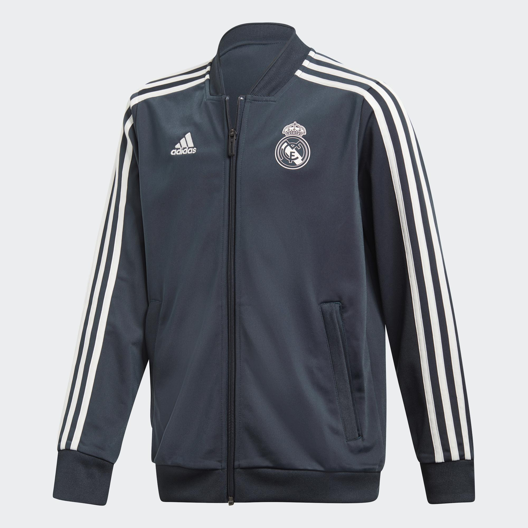 Adidas Felpa Allenamento Real Madrid Junior