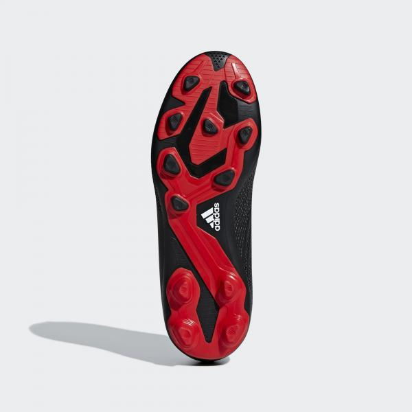 Adidas Scarpe Calcio Predator 18.4 Fxg  Junior Nero Tifoshop