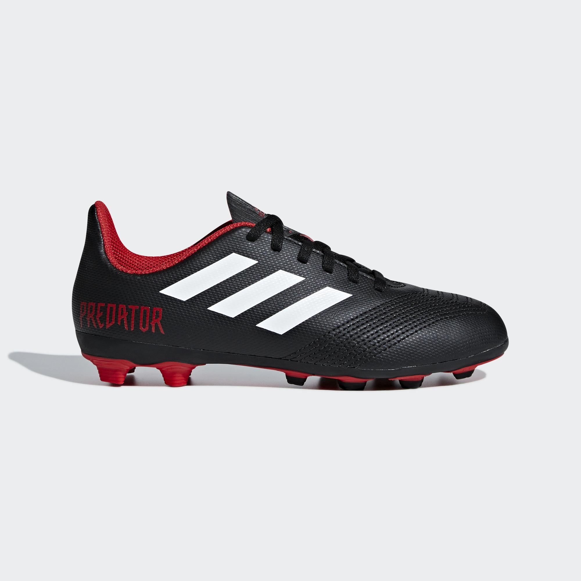Adidas Scarpe Calcio Predator 18.4 Fxg  Junior