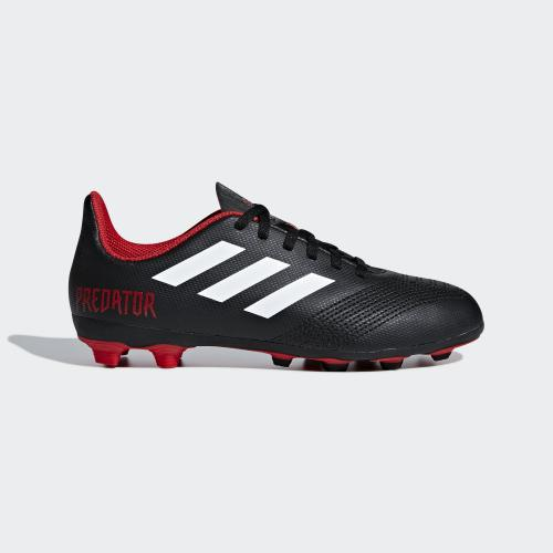 Adidas Football Shoes Predator 18.4 FxG  Junior