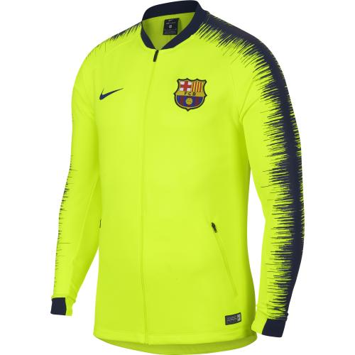 Men's FC Barcelona Anthem Jacket