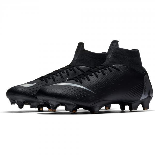 Nike Scarpe Calcio Superfly 6 Pro Fg Nero Tifoshop