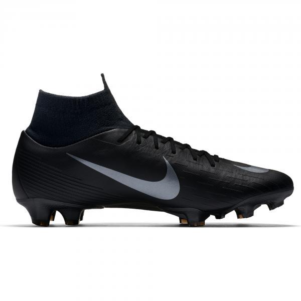 Nike Scarpe Calcio Superfly 6 Pro Fg Nero