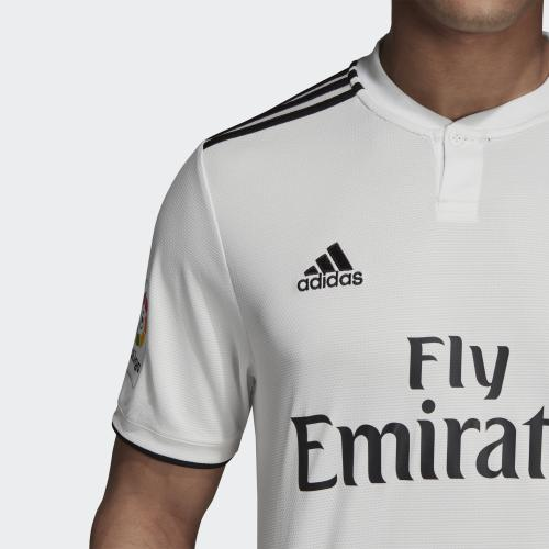 Adidas Maglia Gara Home Real Madrid   18/19