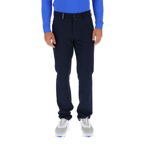 Pantalone Uomo Salvy 62043 Blu Chervò