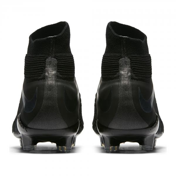 Nike Scarpe Calcio Hypervenom Iii Elite Dynamic Fit Fg Nero Tifoshop