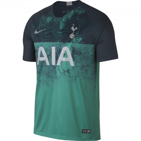 Nike Maglia Gara Terza Tottenham Hotspurs   18/19 Verde