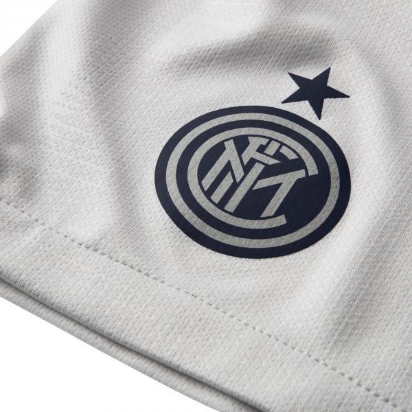 Nike Pantaloncini Gara Terza Inter   18/19 Grigio Tifoshop