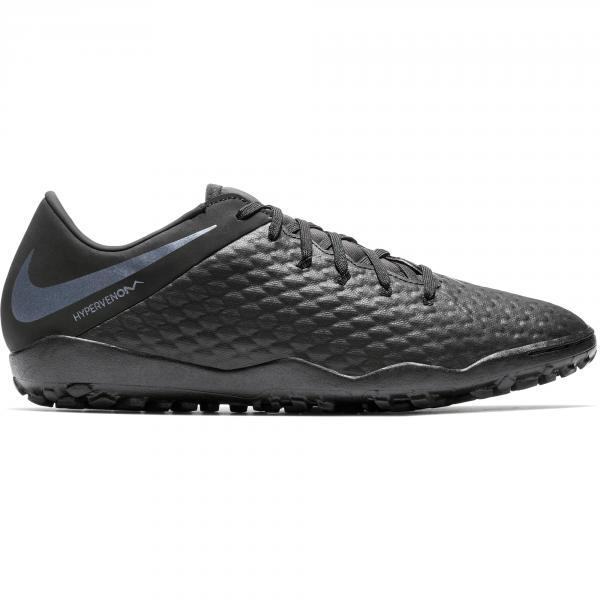 7c6411878e846 Nike Futsal Shoes Hypervenom 3 Academy Tf Black/black - Tifoshop.com