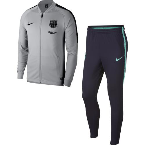 MEN'S NIKE DRY FC BARCELONA SQUAD TRACKSUIT