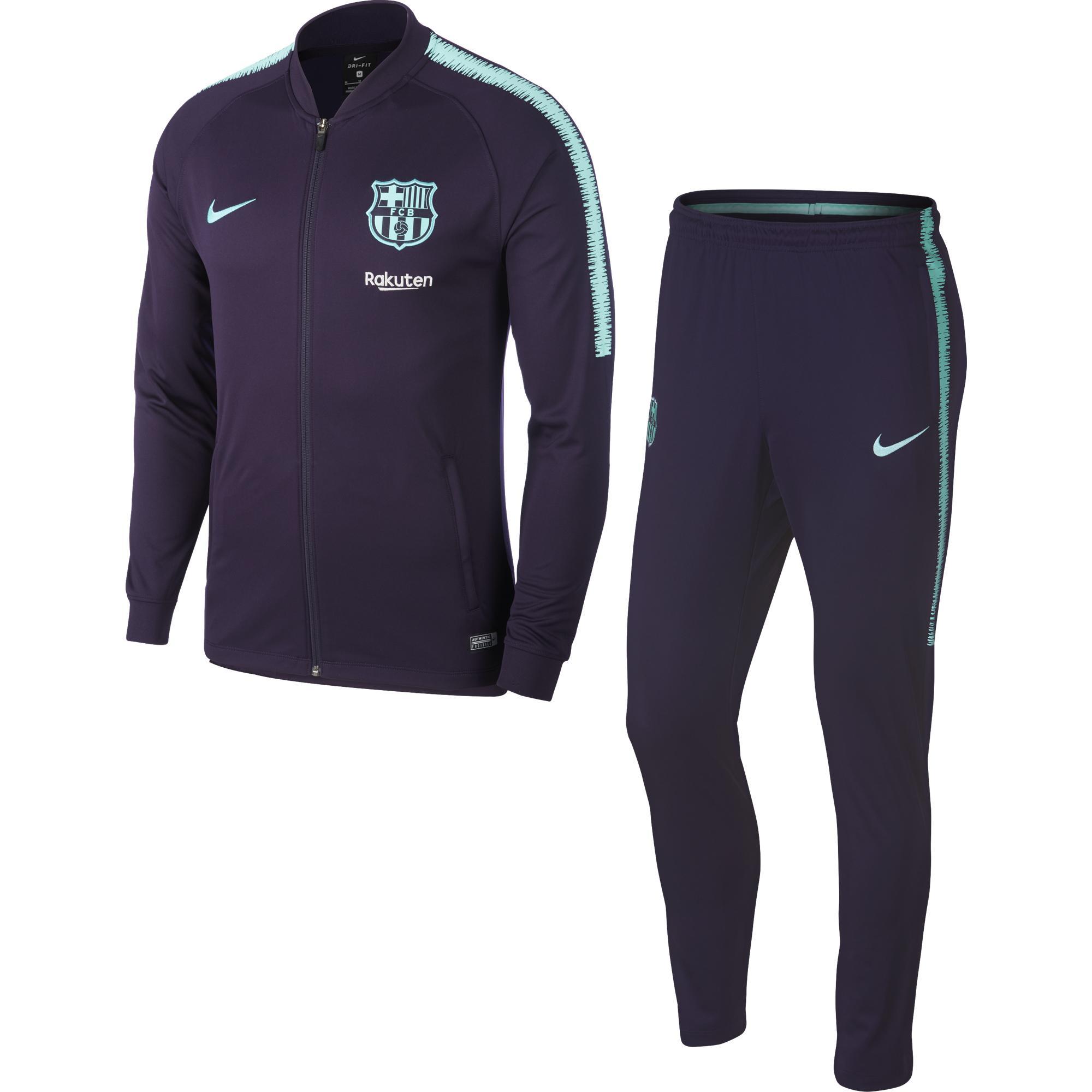 e0ff7367b Nike Tracksuit Barcelona Purple Dynasty hyper Turq hyper Turq ...