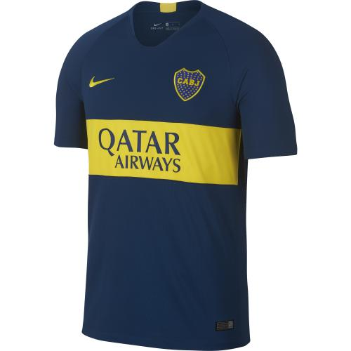 Men's Nike Breathe Boca Juniors Home Jersey