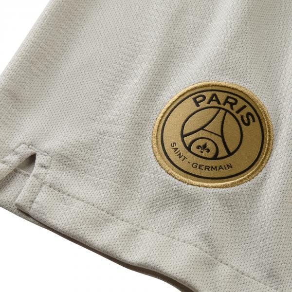 Nike Pantaloncini Gara Home Paris Saint Germain   18/19 Beige Tifoshop