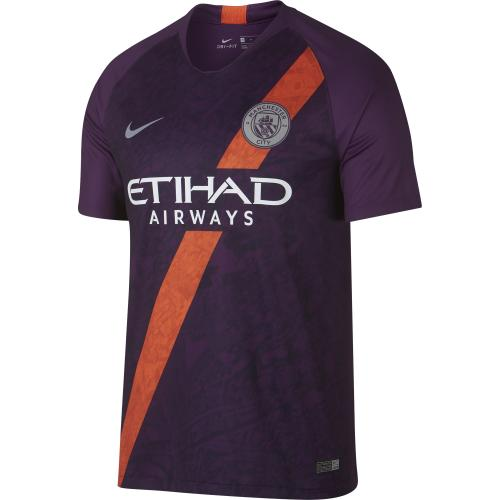 Nike Maglia Gara Terza Manchester City   18/19