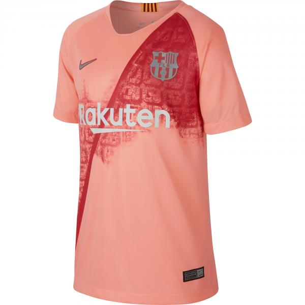 new concept d46cc 9d4ce Nike Jersey Third Barcelona Junior 18/19