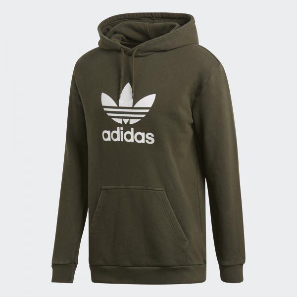 economico per lo sconto 313cf 6ecb9 Adidas Originals Felpa TREFOIL
