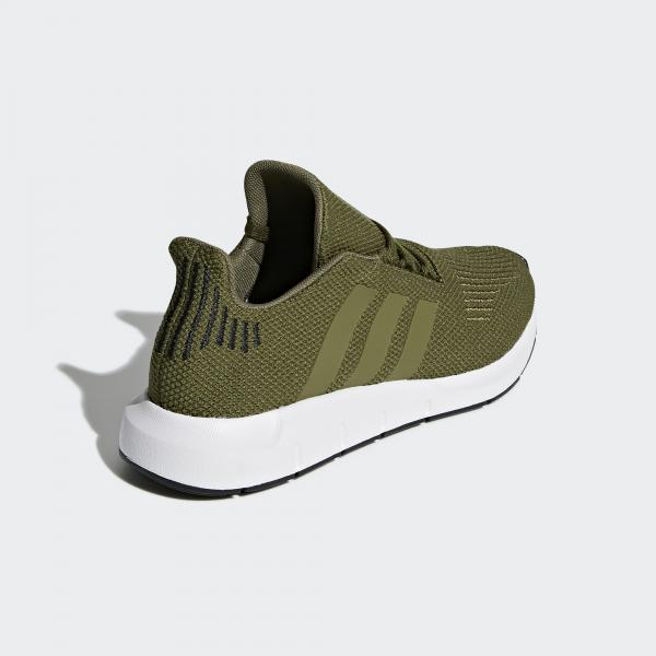 Adidas Originals Scarpe Swift Run  Junior Verde Tifoshop