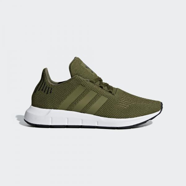 Adidas Originals Scarpe Swift Run  Junior Verde