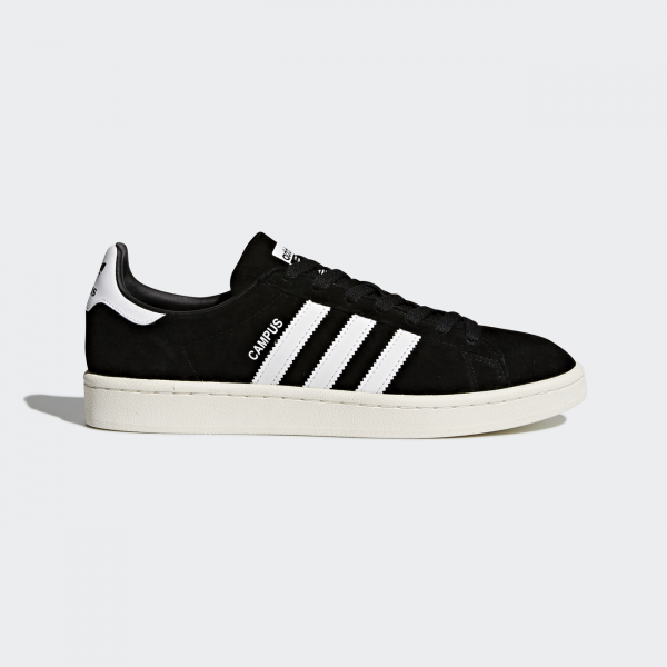 Adidas Originals Scarpe Campus Nero