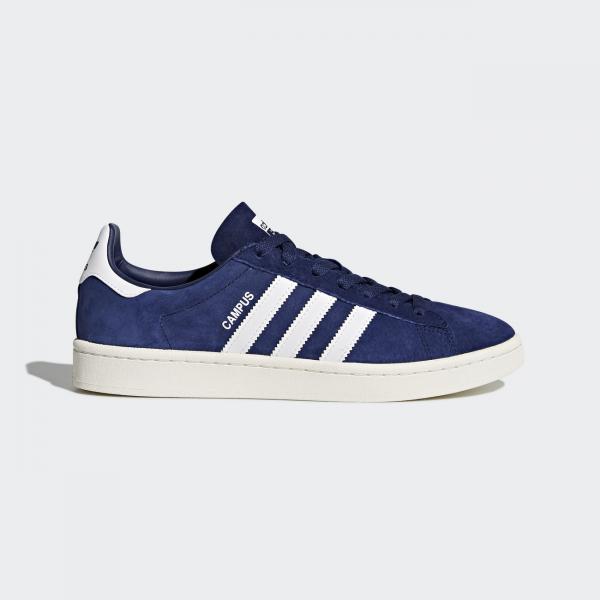 Adidas Originals Scarpe Campus Blu