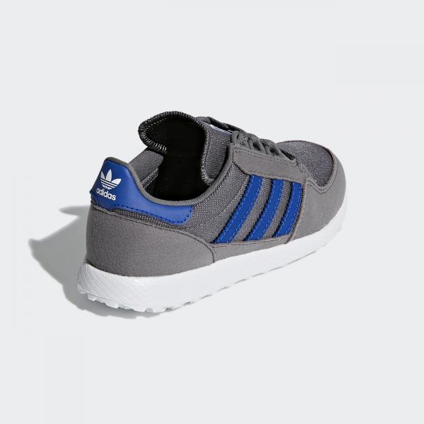 Adidas Originals Scarpe Forest Grove  Junior Grigio Tifoshop
