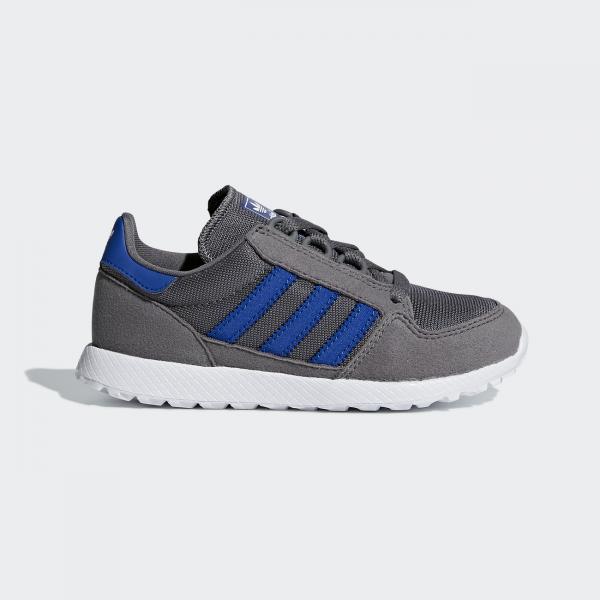 Adidas Originals Scarpe Forest Grove  Junior Grigio