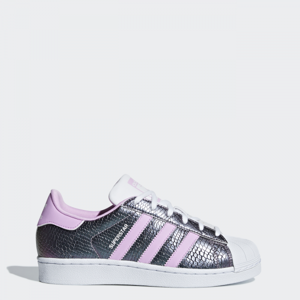 adidas superstar lilla