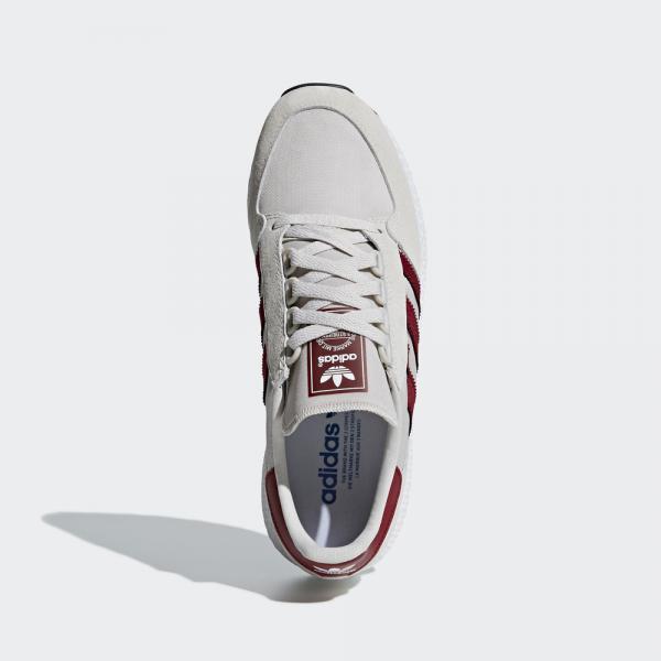 ... Adidas Originals Shoes Forest Grove Beige   Ftwr White   Core Black  Tifoshop ... c05e09ae74