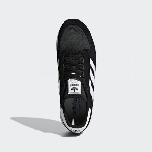 f8e60b01d77 ... Adidas Originals Shoes Forest Grove Core Black   Ftwr White   Core  Black Tifoshop ...