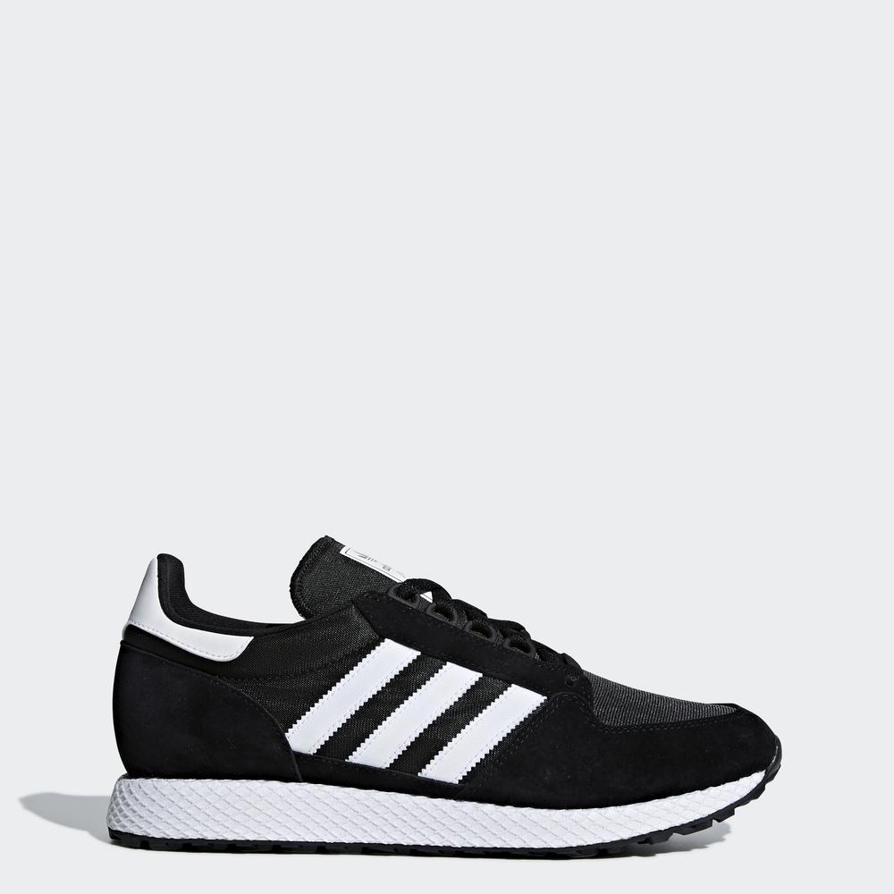 3f939f8d68f Adidas Originals Shoes Forest Grove Core Black   Ftwr White   Core ...