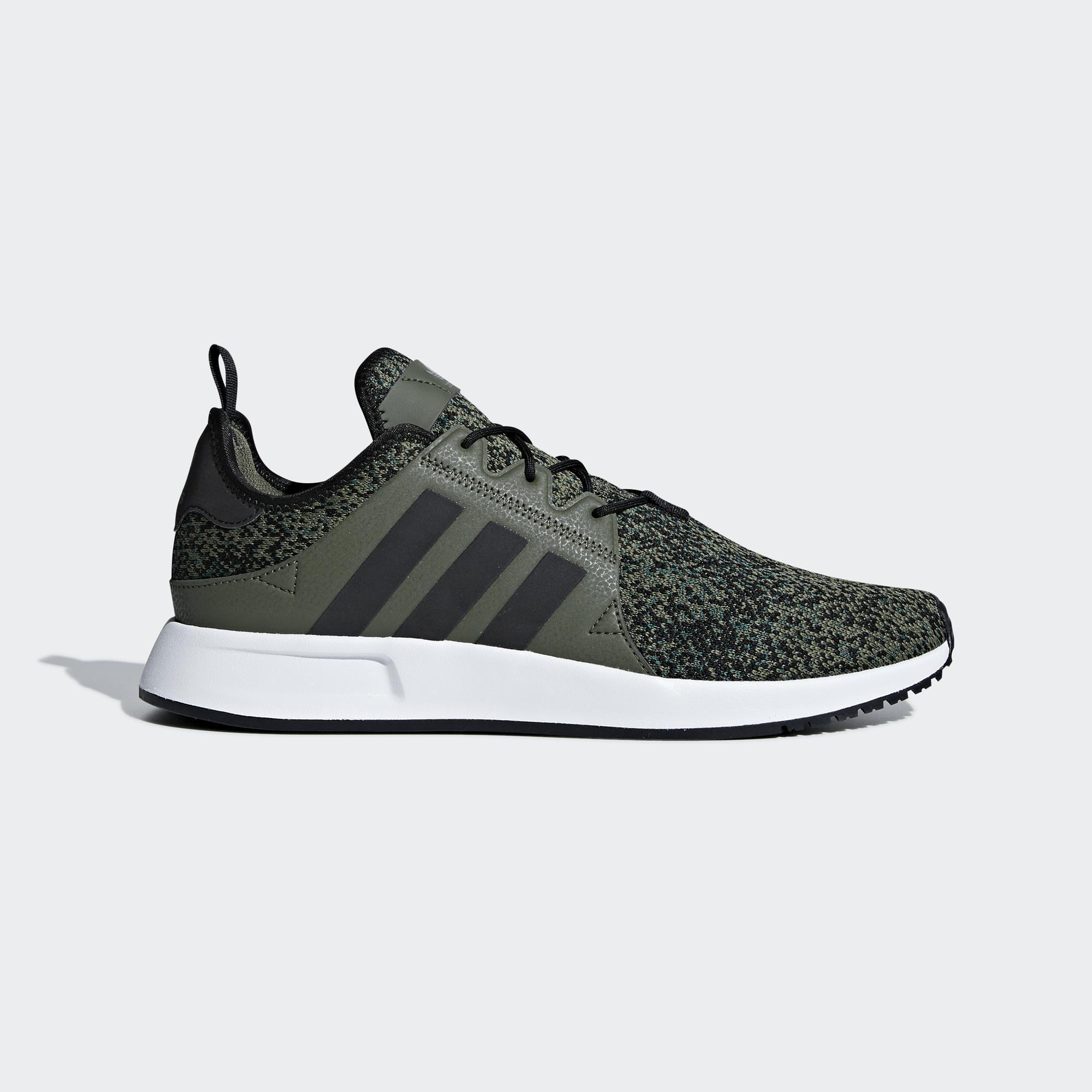 28e685f024e Adidas Originals Shoes X plr Base Green core Black ftwr White ...