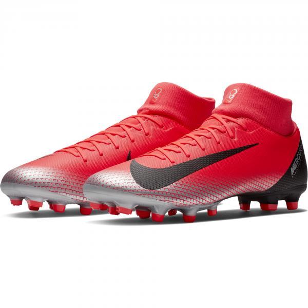 Nike Scarpe Calcio Cr7 Superfly 6 Academy Mg Rosso Tifoshop
