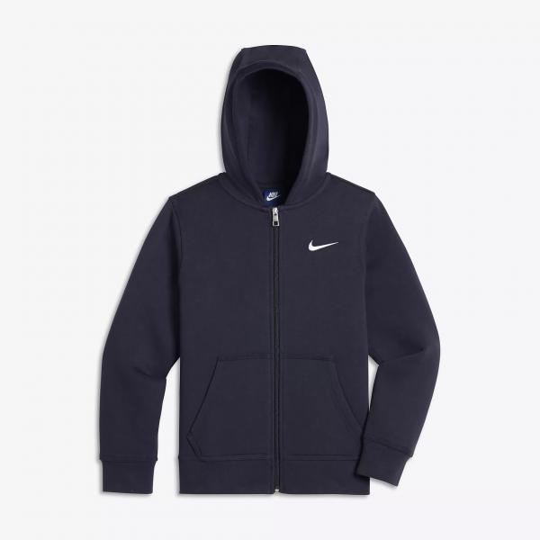 Nike Felpa  Junior Ossidiana