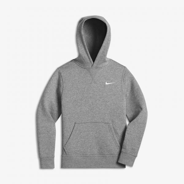 Nike Felpa  Junior Grigio