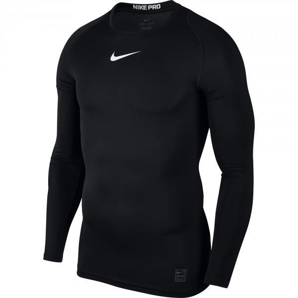 Nike Maglia Pro Nero