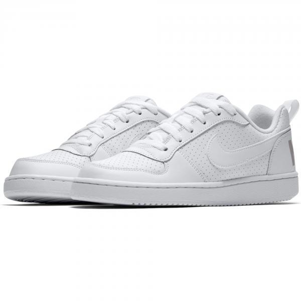 Nike Scarpe Court Borough Low  Junior Bianco Tifoshop