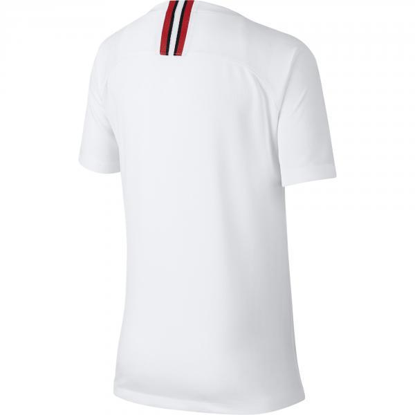 Nike Maglia Gara Terza Paris Saint Germain Junior  18/19 Bianco Tifoshop