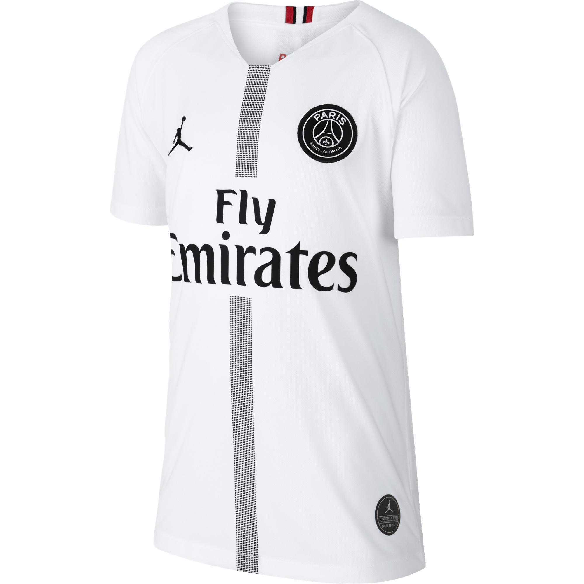 Nike Maglia Gara Terza Paris Saint Germain Junior  18/19