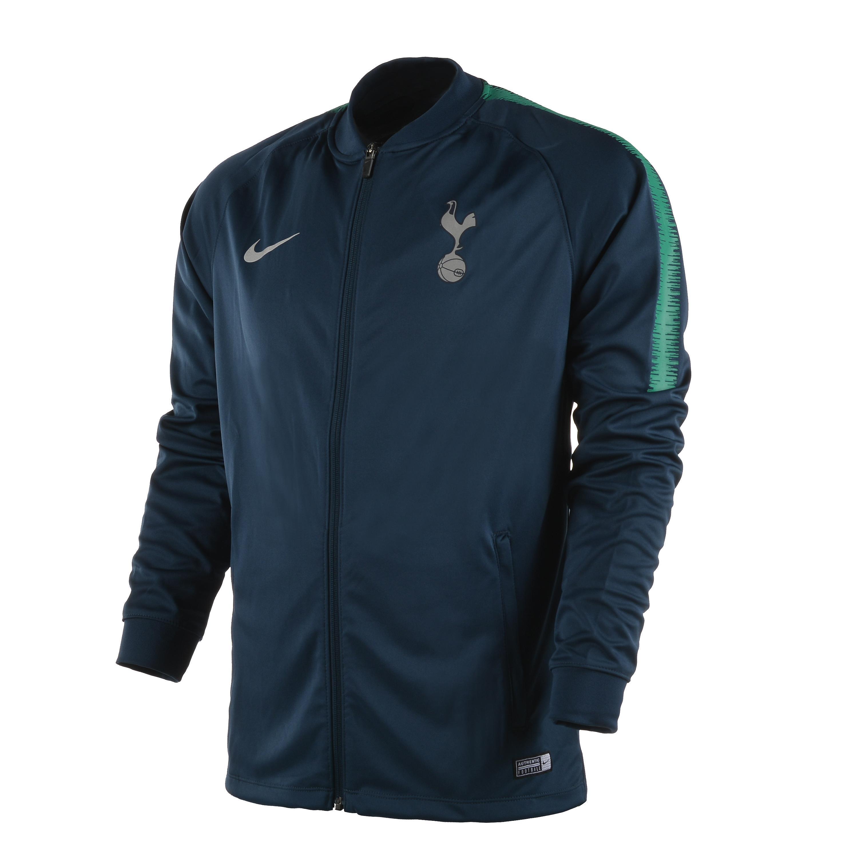23714ae7 Nike Sweatshirt Tottenham Hotspurs Armory Navy/neptune Green ...