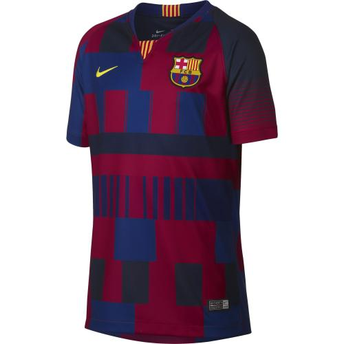Nike Jersey 20TH ANNIVERSARY Barcelona Junior  18/19
