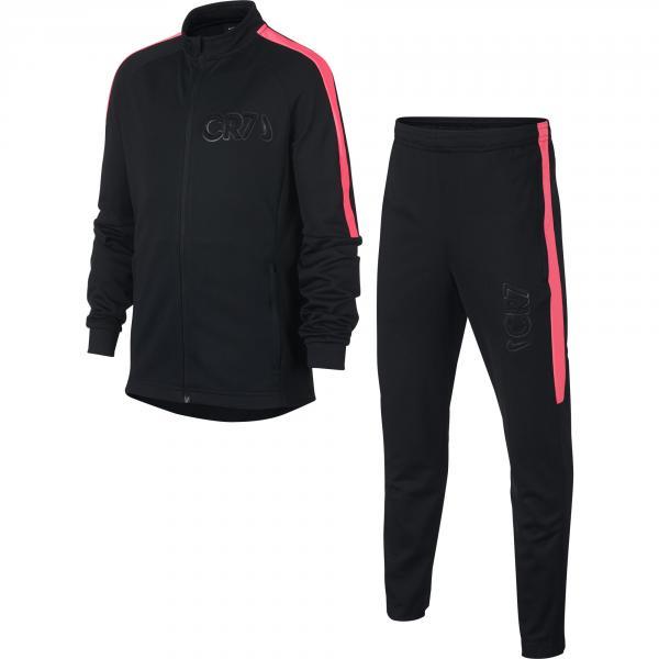 Nike Tuta Academy  Junior Cristiano Ronaldo Nero